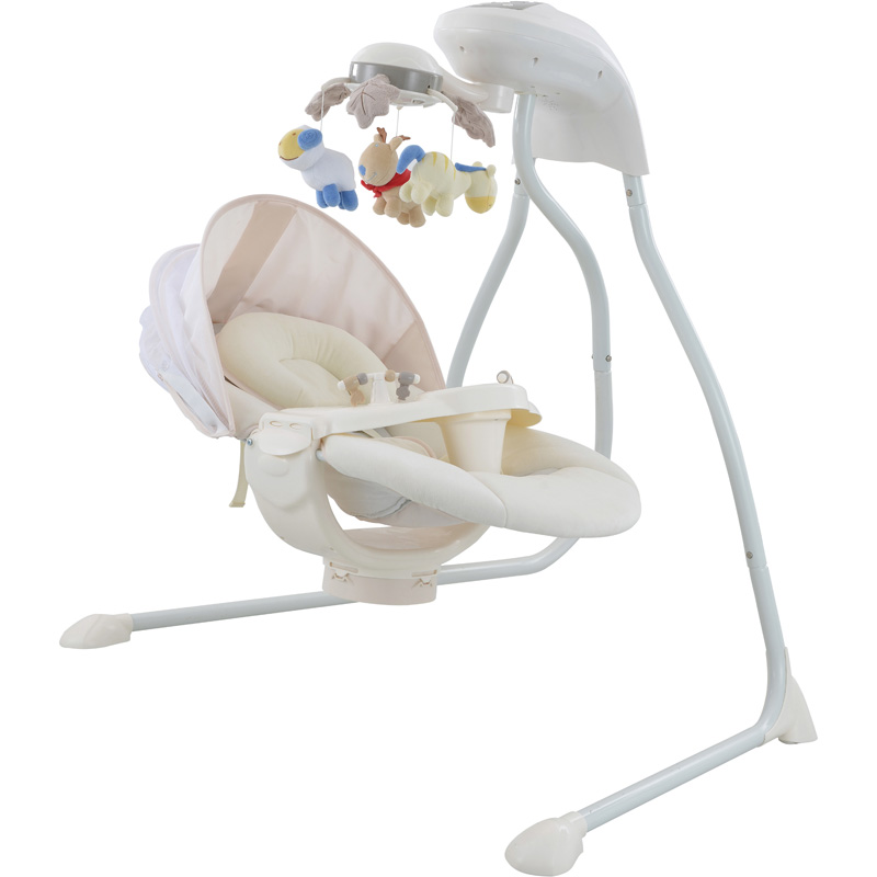 Baby Electric Cradle Swing With Mp3 Playing Function Buy En71