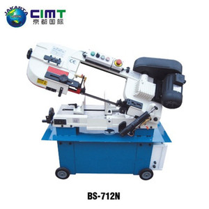 BS-712N cutting band saw metal sawing machine cutting machinery tools