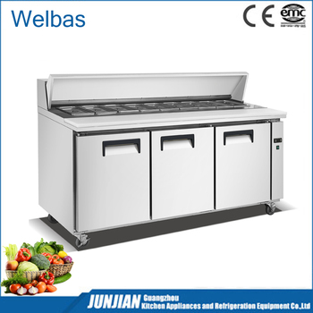 Phenomenal Used Subway Sandwich Prep Table Refrigerated Stainless Steel Sandwich Salad Table With Removable Cutting Board Kt2 Buy Commercial Display Salad Home Remodeling Inspirations Genioncuboardxyz
