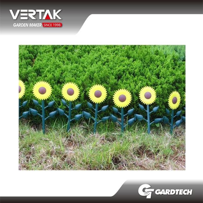 Decorative Plastic Garden Edging Decorative Plastic Garden Edging