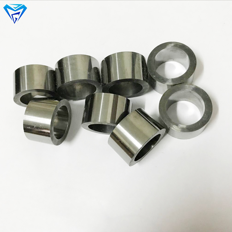 Cemented High Sealing Roll With Standard Polished Surface Nickle Binder Tungsten Carbide Seal Ring Nickel Or Cobalt Mechanical