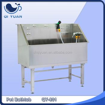DOG BATH TUB SHOWER WASH FOR HOME PET OUTDOOR U0026 INDOOR QY 801