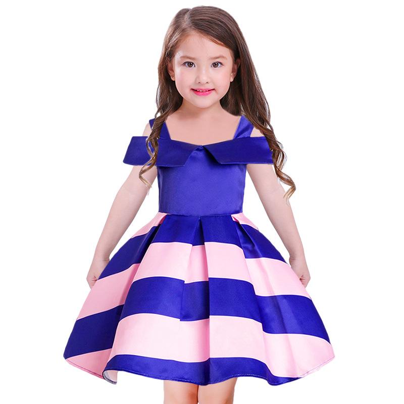Venta al por mayor vestidos de fiesta para niña de 10 años-Compre ...