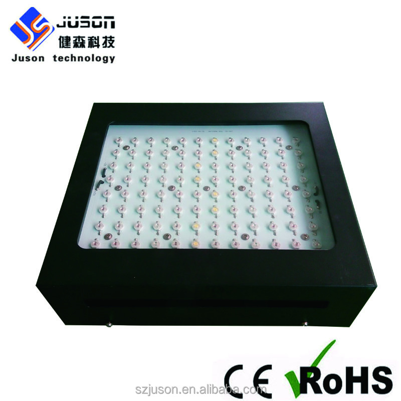 Full spectrum 300w led grow light panel made of 3w led chip for indoor planting
