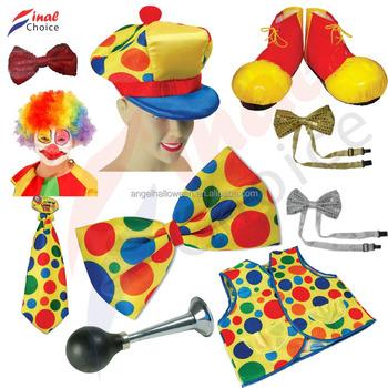 Sexy Dolce Caramella Pagliaccio Di Circo Multicolore Vestito Costume