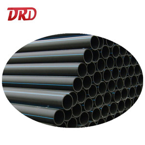 Plumbing material 8 inch flexible hose 200mm hdpe pipe prices in China