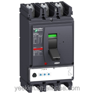 Schneider All Series 3P 4P Moulded Case Circuit Breaker Compact NSX100 NSX160 NSX250 NSX400 NSX630 100A 160A 250A 400A 630A MCCB
