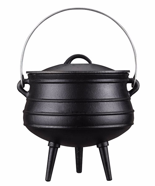 Cast Iron South African Pot Potjie With Lid Buy Potjie