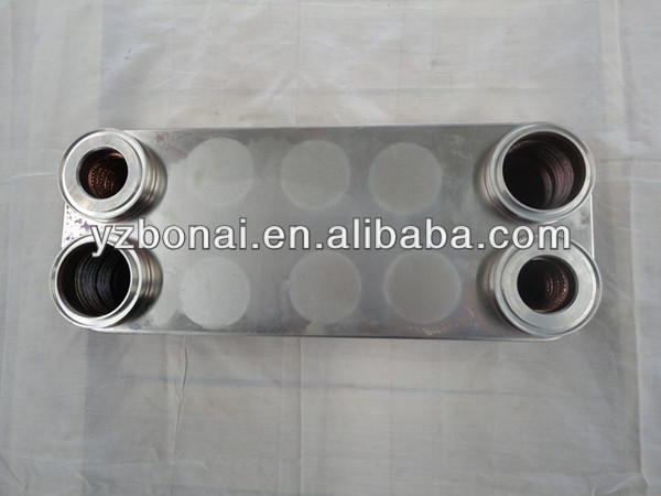 Oil Cooler For Volvo Auto Engine Cooling System,For Truck And Bus ...