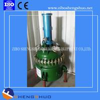 Pressure vessel chemical stirrer reactor tank glass lined reactor