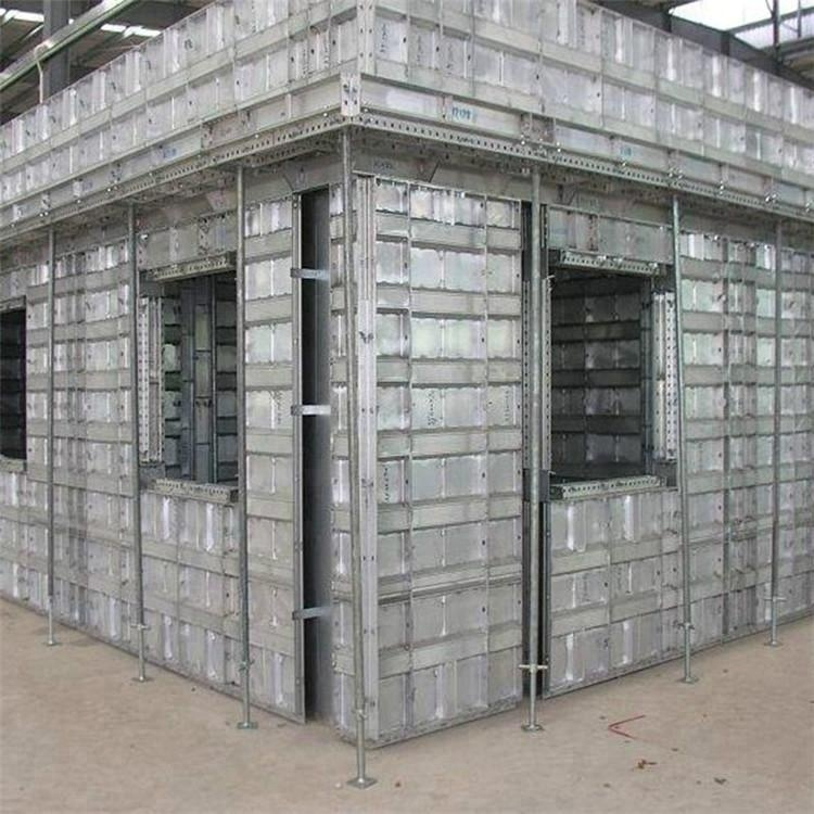 high efficiency construction aluminium formwork system