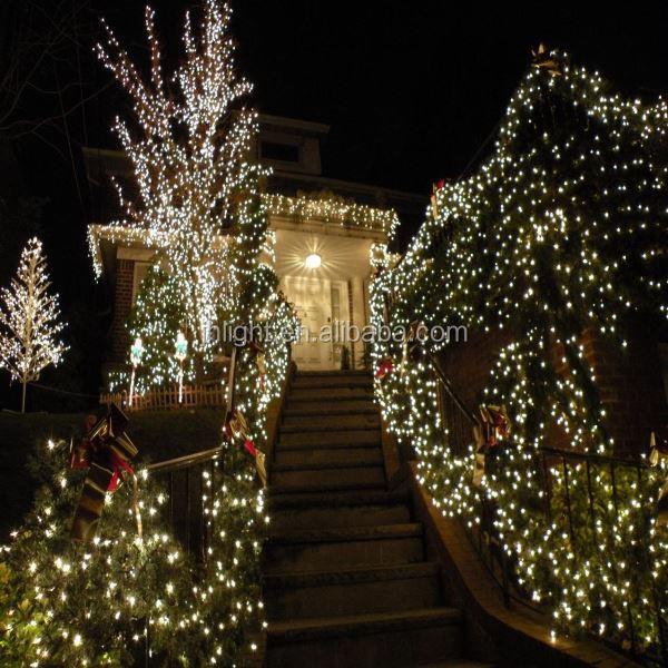 Led Christmas Fireworks Light,Led Cluster Christmas Lights