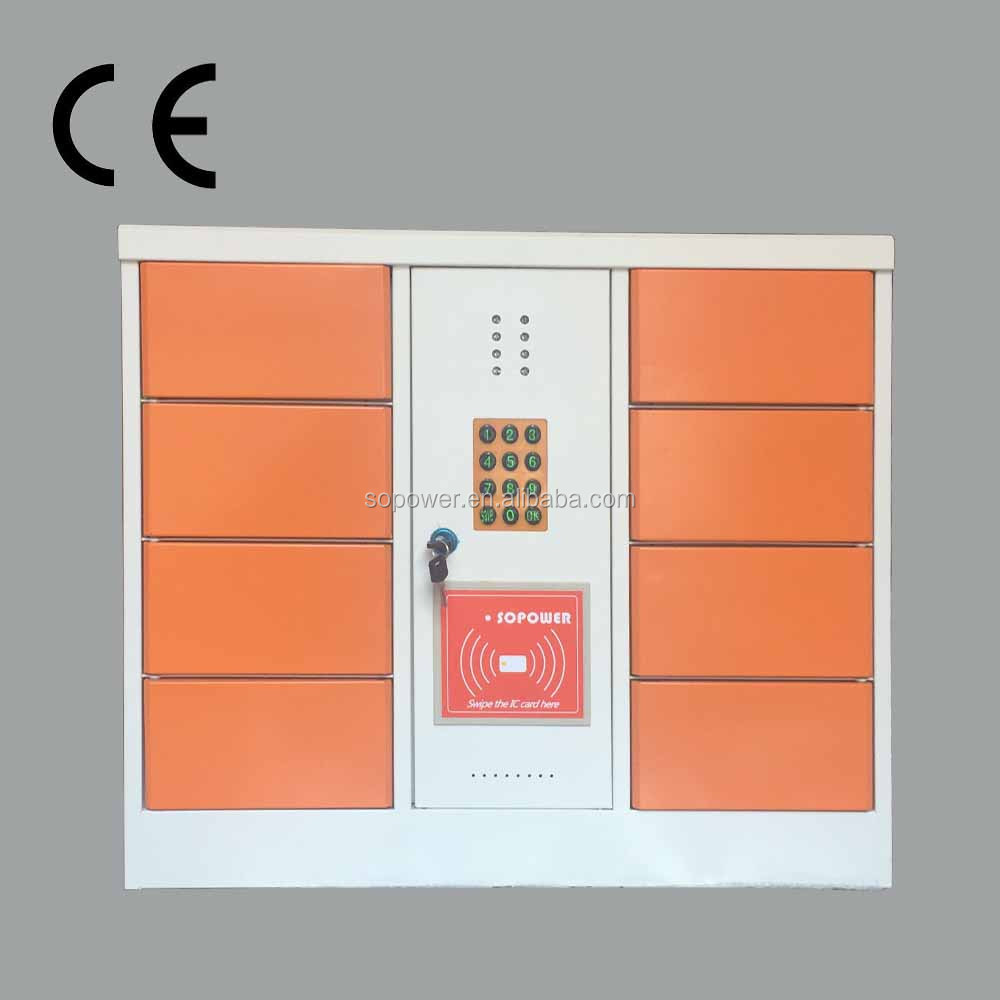 Card Swiping Mobile Charging Station Cell Phone Charging Kiosk ...