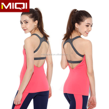 Wholesale high quality premium gym wear girls in tank tops
