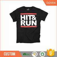 custom t shirt printing man/woman t shirt