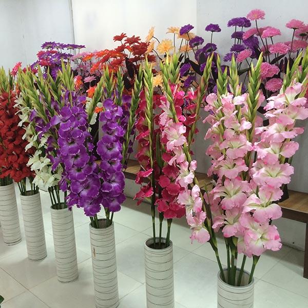 High quality silk flower big gladiolus buy big gladiolussilk high quality silk flower big gladiolus buy big gladiolussilk flowerhigh quality product on alibaba mightylinksfo