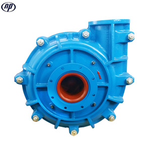 30 Year Factory 6 inch Coal Ash Dewatering Pump