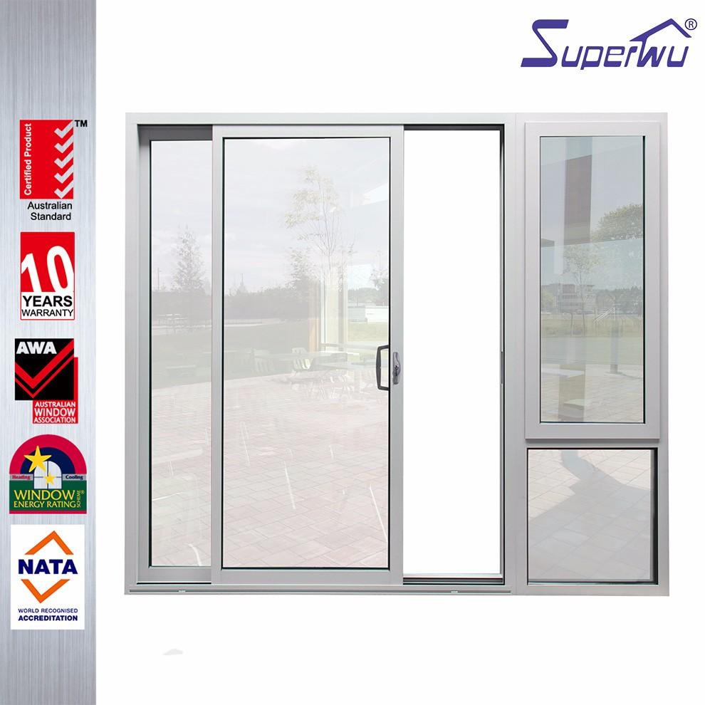 Modern House New Design Aluminium Sliding Door Price Philippines
