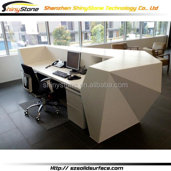 modern artistic office furniture for diamond shape reception desk rh alibaba com diamond office furniture wigan diamond office furniture ltd harlow