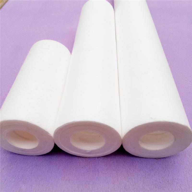four stages inline filters pp uf filtration equipment membrane water pre treatment filter