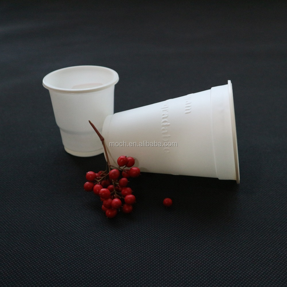 China manufacturer biodegradable disposable k cup/cups disposable