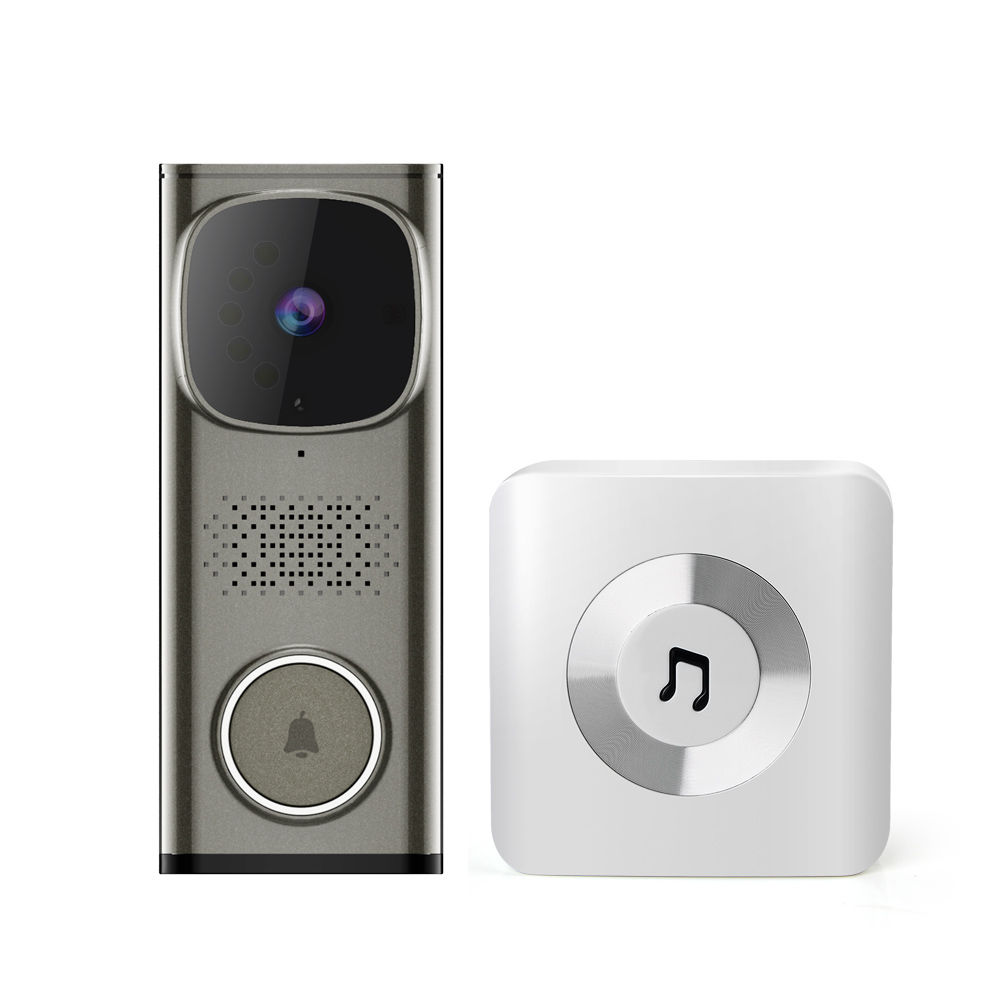 Forrinx Wd613 Wifi Video Doorbell With Night Vision Support Motion ...