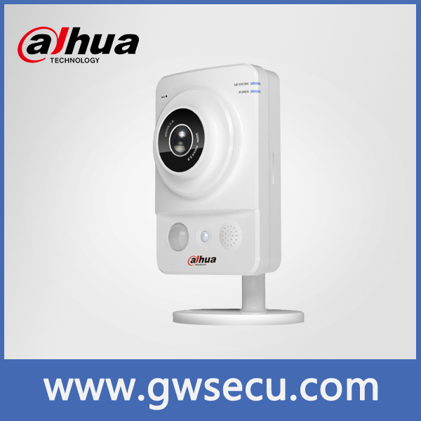 Economical dahua babysitter home security cctv camera 1.3Mp 720p wifi IP Camera DAHUA IPC-K100W