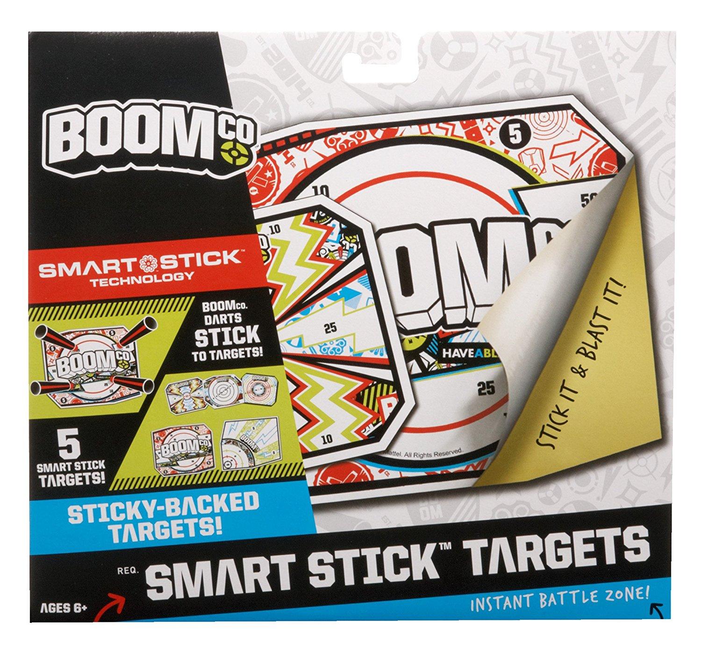 BOOMco. Smart Stick Target Sticker Pack 2