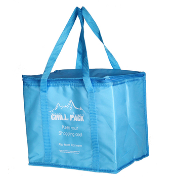 Promotional Insulated Cooler Bag for Frozen Food