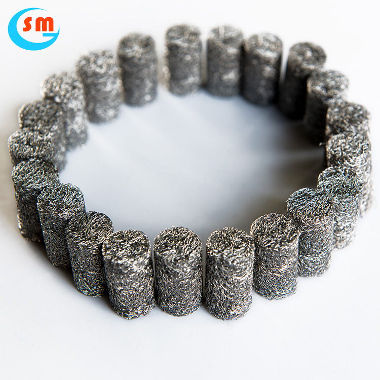Stainless Steel Micro Wire Mesh Screen Filter Cylinder