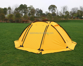 JWJ-062 Wholesale cheap price waterproof winter cold weather tent outdoor tenda camping