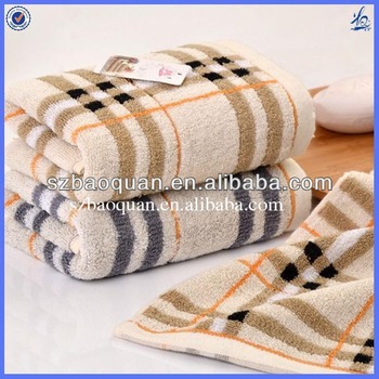 Checkered Patterned Bath Towels Buy Patterned Bath Towels Bath Towel Pattern Baby Bath Towel