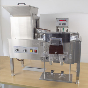 Capsule/Softgel/Tablet counting bottle production line