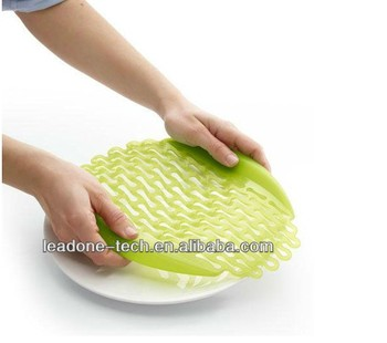 Silicone Defrosting and Draining Net New arrival 28*17.5*1.5cm LD-Y005