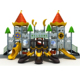 KAIQI Popular Castle Series Kid Playground Outdoor Amusement Park Equipment for Sale