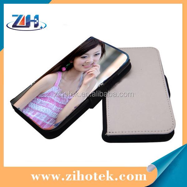 Sublimation Leather Mobile Phone Case for Samsung Galaxy S3