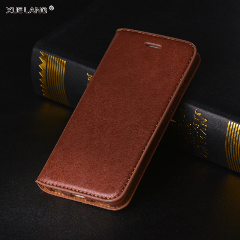 Wallet PU Leather Flip Case Cover for xiaomi mi4 Mobile Phone