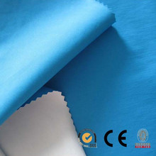 Breathable Sportswear Milky PU Coated Fabric