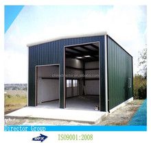 China Metal Prefabricated structural steel mini diary plant