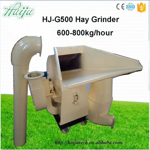 Professional Agricultural Hey Cutter machine for crushing with factory price for sale HJ-G500