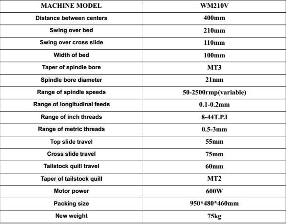 mini lathe machine price