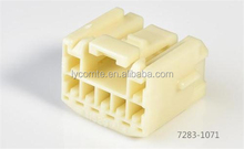 7 Pin female housing connector 7283-1071 in stock for wiring harness
