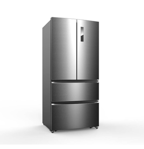 580L Cheap Big Capacity Home and Hotel Use Fridge Frost Free Side By Side French Door Refrigerators