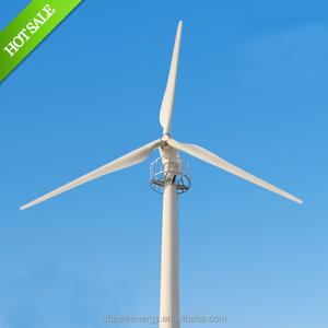 China 100kw wind turbine price on grid