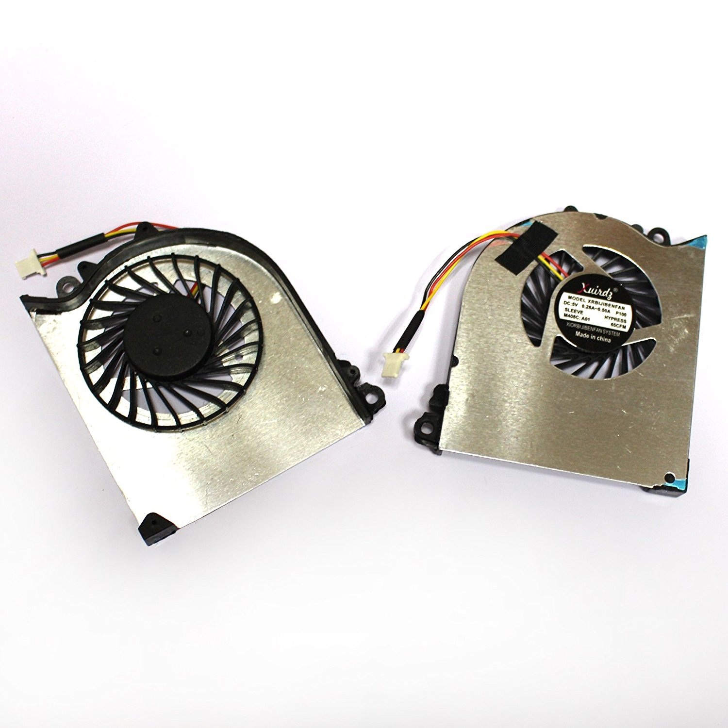 Generic NEW Laptop CPU Cooling Fan For MSI GS60 Seires Laptop Replacement Notebook Parts P/N:DC5V 0.28-0.50A 3-Pin