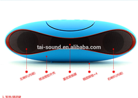 Mini Wireless Bluetooth Speaker Portable Audio MP3 Player Rugby Hands Free Speakers For iphone 6