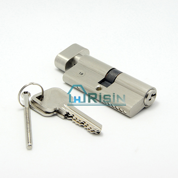 Double Cylinder Door Knob Knob Cylinder One Side Key One Side Knob