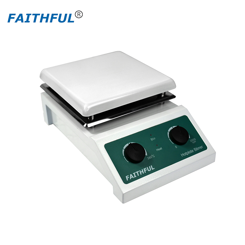 Chemistry laboratory equipment manufacturers electric hot plate with magnetic stirrer