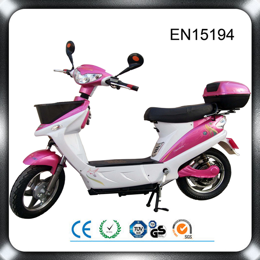2015 cheap adult electric motorcycle 500w off road electric scooter