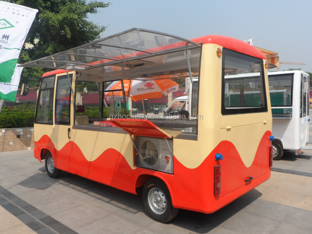 2015 hot sales best quality used food truck buy electric bus for cooking mobile dining bus. Black Bedroom Furniture Sets. Home Design Ideas